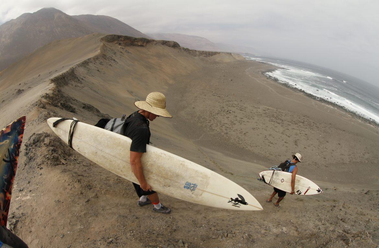 """""""Arica tiene gran potencial para desarrollar el turismo a través de su borde costero"""""""