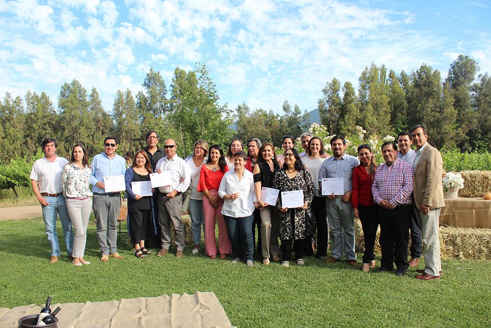 Programa de Transforma Turismo y Sernatur impulsa productos turísticos innovadores en el Valle de Colchagua