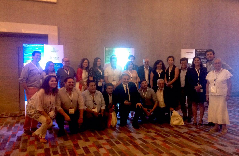 OCDE entrega Evaluación sobre Política de Transformación Productiva en chile