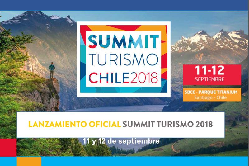 FEDETUR lanza segundo Summit Turismo enfocado en que chilenos tomen conciencia de la condición turística del país