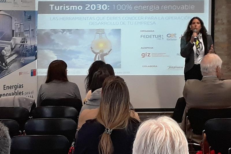La revolución sustentable del turismo: industria busca al 2030 usar sólo  energías renovables no convencionales