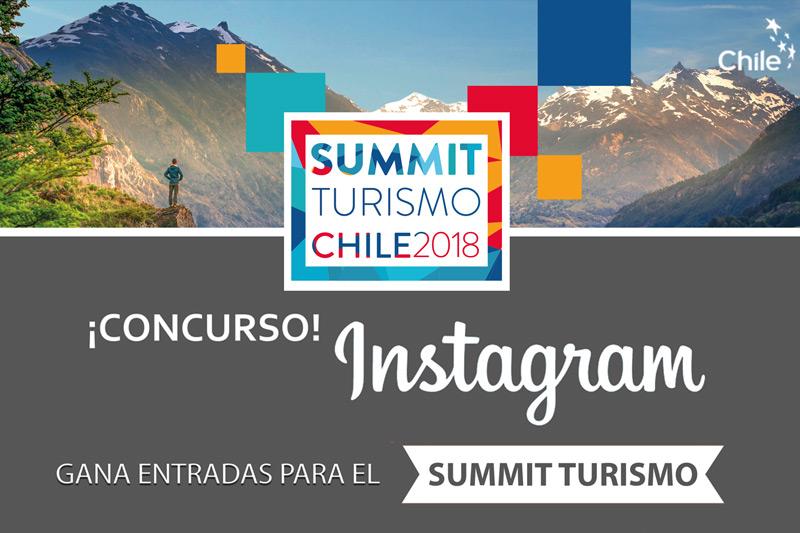 FEDETUR regala entradas para el Summit Turismo Chile 2018