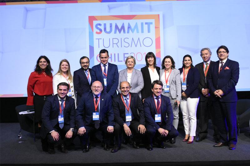 Ministros de Turismo de Sudamérica cerraron el Summit Turismo Chile 2018 apoyado por Transforma Turismo con llamado a trabajar unidos para fortalecer esta actividad en la región