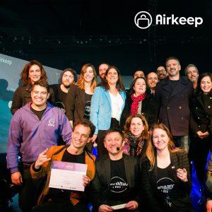 Airkeep, uno de los 2 ganadores de la primera Competencia Nacional de Startups de Turismo