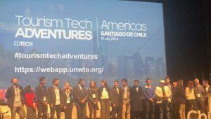 Tourism Tech Adventure organizado por la OMT que tuvo como sede Chile