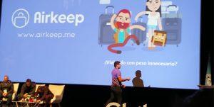 Airkeep (chile), plataforma ganadora y apadrinada por Transforma Turismo