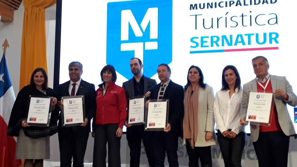 Lanzan inédita distinción que reconoce la gestión turística de los municipios de Chile