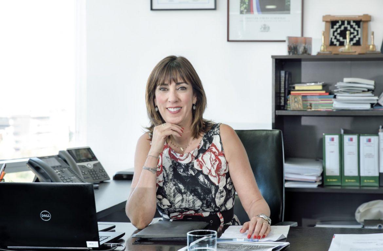 Mónica Zalaquett asume la presidencia de Transforma Turismo